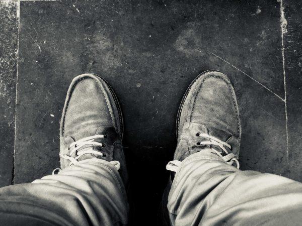 <span>Quiet Feet</span><i>→</i>