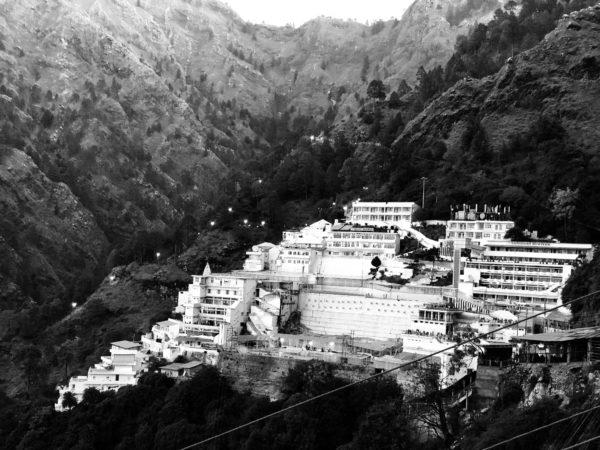 <span>Vaishno Devi Bhawan</span><i>→</i>