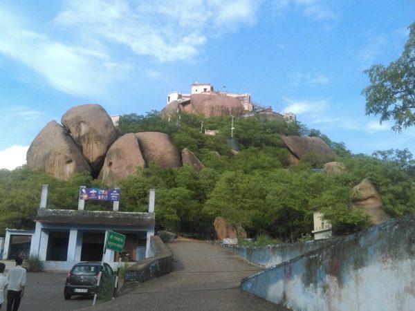 <span>The Mountain Temple – Pandupol Hanuman Ji Mandir</span><i>→</i>