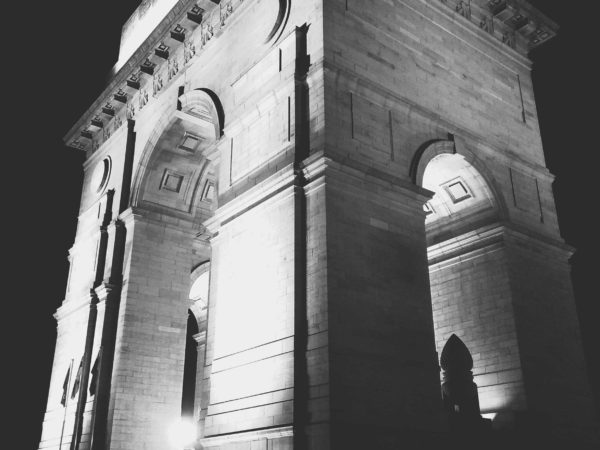 <span>India Gate</span><i>→</i>